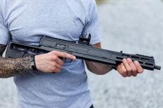 Trailblazer Firearms Pack9: l'innovativa carabina semi-automatica pieghevole