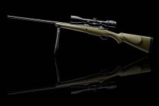 Westley Richards Synthetic All Weather Mountain Rifle: elegance in polymer