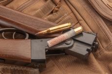 Fucile combinato Chiappa Firearms Double Badger calibro .243 Winchester e .410