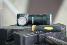 HOW TO: Remove sharp corners from a pocket flashlight